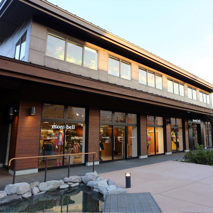 mont-bell 昭島アウトドアヴィレッジ店