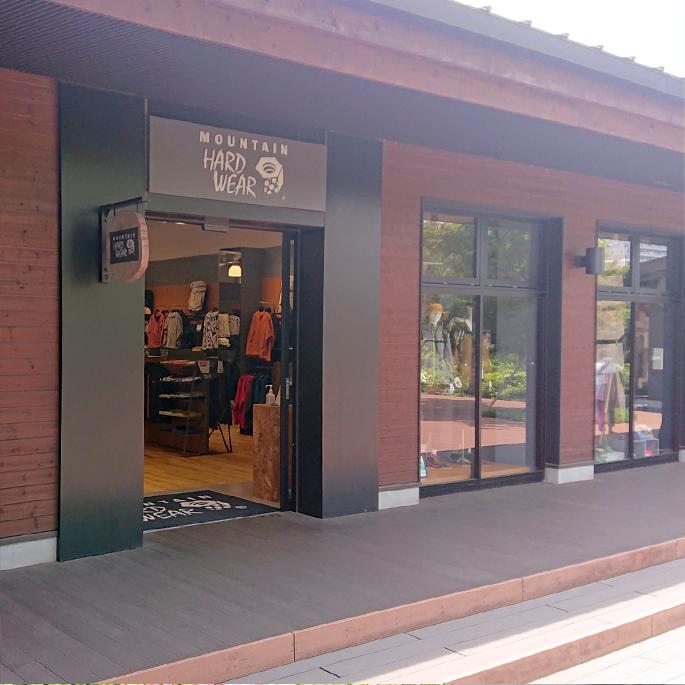 MOUNTAIN HARDWEAR 昭島アウトドアヴィレッジ店